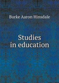 Studies in Education