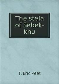 The Stela of Sebek-Khu