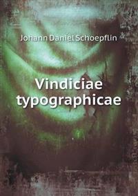 Vindiciae Typographicae