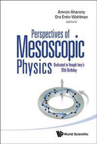 Perspectives of Mesoscopic Physics