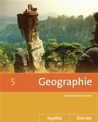 Seydlitz / Diercke Geographie 5. Schülerband. Sachsen