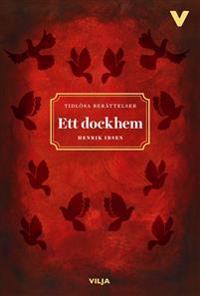 Ett dockhem / Lättläst (bok + ljudbok)