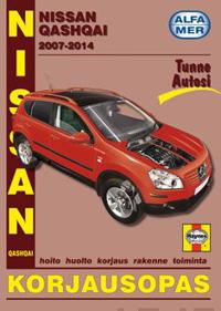 Nissan Qashqai 2007-2014