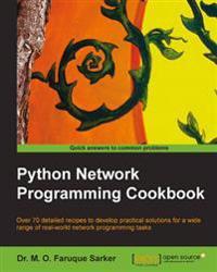 Python Network Programming Cookbook