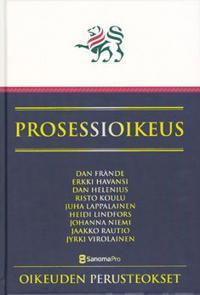 Prosessioikeus