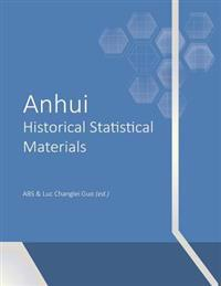 Anhui Historical Statistical Matericals