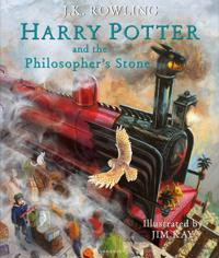 Harry Potter and the Philosopher's Stone (ill.)