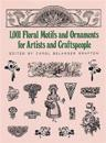 1,001 Floral Motifs and Ornaments for Artists and Craftspeople
