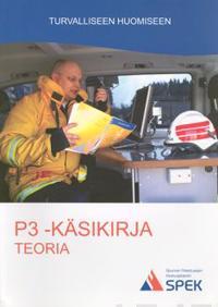 P3 -käsikirja +cd, toimintaohjekortit