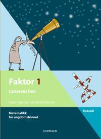 Faktor 1 - Jan-Erik Pedersen, Espen Hjardar | Inprintwriters.org