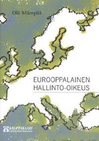 Eurooppalainen hallinto-oikeus