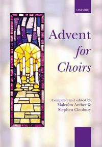 Advent for choirs - paperback