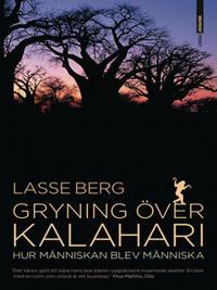 Gryning över Kalahari