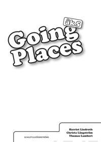 Going Places åk 5 cd