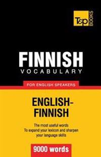 Finnish Vocabulary for English Speakers - 9000 Words