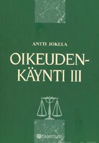 Oikeudenkäynti III