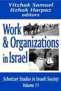 Work & Organizations in Israel