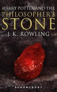Harry Potter and the philosopher's stone (vuxen pocket A)