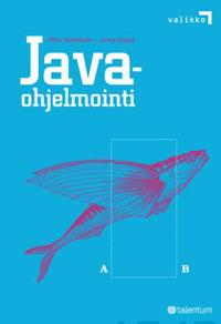 Java-ohjelmointi (+cd-rom)