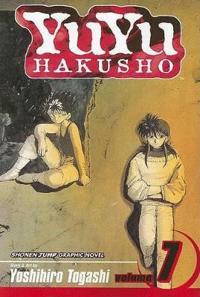 YuYu Hakusho, Volume 7