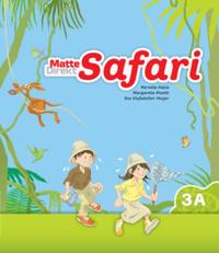 Matte Direkt Safari 3A Elevbok - Margareta Picetti  Pernilla Falck  Siw Elofsdotter Meijer - böcker (9789152308806)     Bokhandel