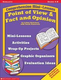 Comprehension Mini-Lessons
