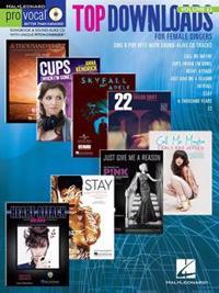 Pro Vocal Women's Edition Volume 62