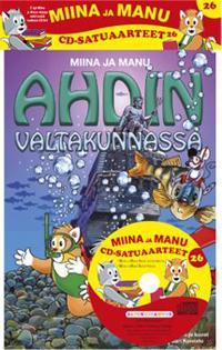 Miinan ja Manun cd-satuaarteet 26 (2 kirjaa + cd)