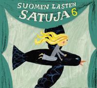 Suomen lasten satuja 6 (cd)