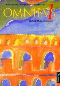 Omnibvs 1; tekstbok - Vibeke Roggen, Rolf Hesse, Gudrun Haastrup | Ridgeroadrun.org