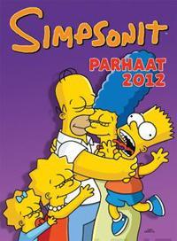 Simpsonit - Parhaat 2012