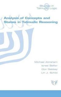 Analysis of Concepts and States in Talmudic Reasoning