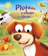 Pluto er hunden på gården