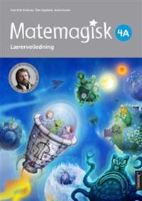Matemagisk 4A - Tom-Erik Kroknes, Tom Egeland, Anna Kavén | Inprintwriters.org