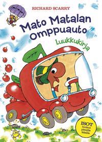 Mato Matalan omppuauto. Touhulan luukkukirja