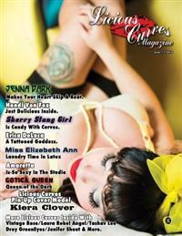 Licious Curves Magazine: Issue # 1