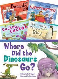 Read! Explore! Imagine! Fiction Readers, Grade 2