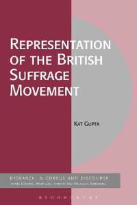 Representation of the British Suffrage Movement