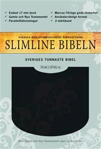 Slimline Bibeln svart