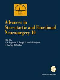 Advances in Stereotactic and Functional Neurosurgery 10