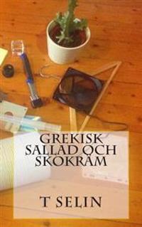 Grekisk Sallad Och Skokram