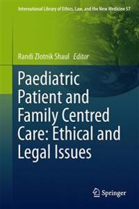Paediatric Patient and Family Centred Care