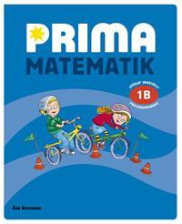 Prima Matematik 1B Grundbok 2:a uppl