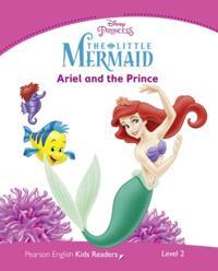 Level 2: disney princess the little mermaid