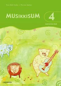 Musikkisum 4 - Tove Dahl Solbu, Morten Sæther   Inprintwriters.org
