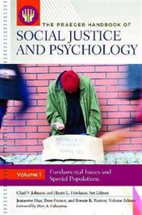 The Praeger Handbook of Social Justice and Psychology