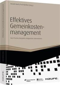 Effektives Gemeinkostenmanagement