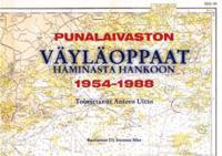 Punalaivaston väyläoppaat Haminasta Hankoon 1954-1988