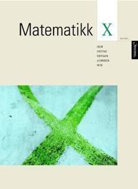 Matematikk X