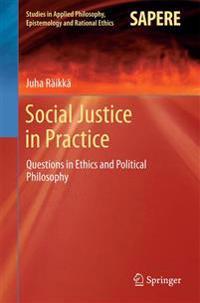 Social Justice in Practice